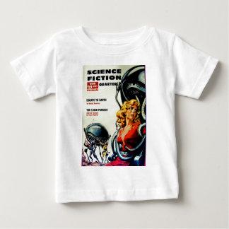Robot Ants Baby T-Shirt