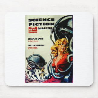 Robot Ants Mouse Pad