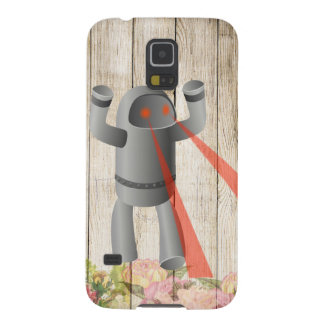 Robot attack galaxy s5 covers