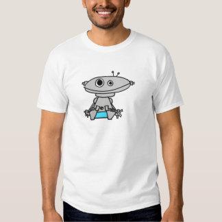 Robot Baby Boy Tshirt