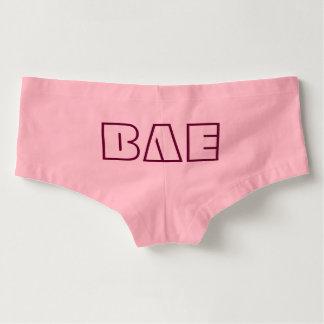 Robot bae women's panties hot shorts