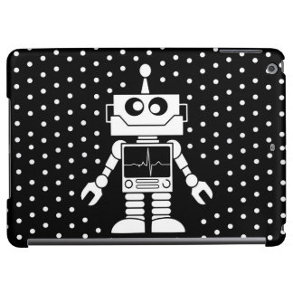 Robot Case For iPad Air
