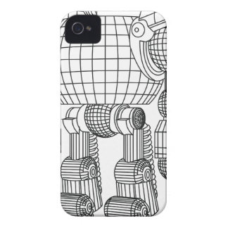 robot Case-Mate iPhone 4 cases