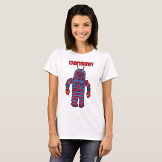 Robot Danger! T-Shirt