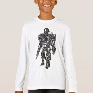 Robot Design 01 T-Shirt