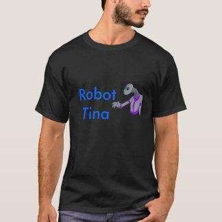 ROBOT ELLIE, Robot Tina T-Shirt