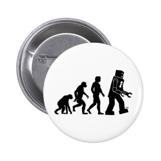 Robot Evolution Button