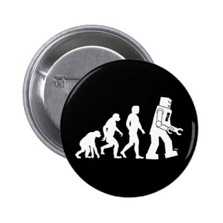 Robot Evolution Button