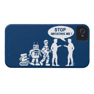 Robot evolution iPhone 4 Case-Mate cases