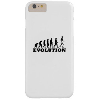 Robot Evolution Funny Barely There iPhone 6 Plus Case