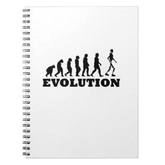 Robot Evolution Funny Notebooks