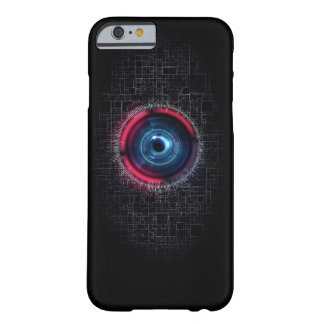 Robot eye barely there iPhone 6 case