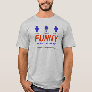 Robot Feelings T-Shirt