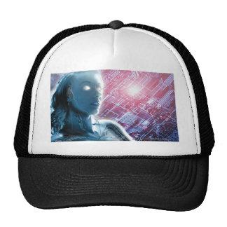 Robot Girl 2 Trucker Cap