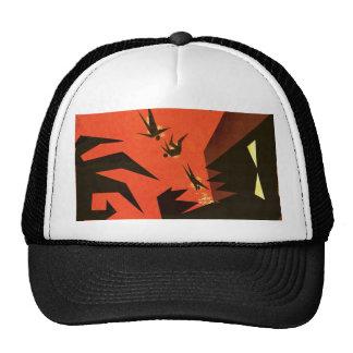 Robot God Akamatsu Cap2 Mesh Hat