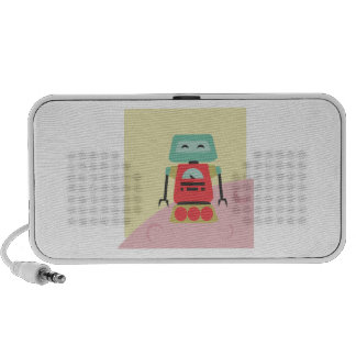 Robot I iPhone Speakers
