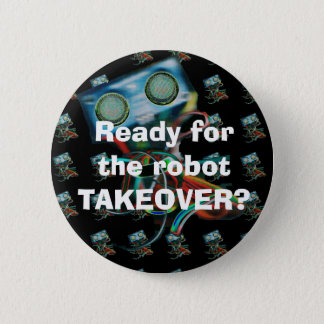 Robot Inspired Button