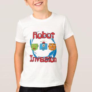 Robot Invasion T-Shirt