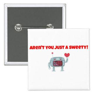 Robot Love Button