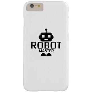 Robot Master  Robotics Engineer Program Streamm Barely There iPhone 6 Plus Case