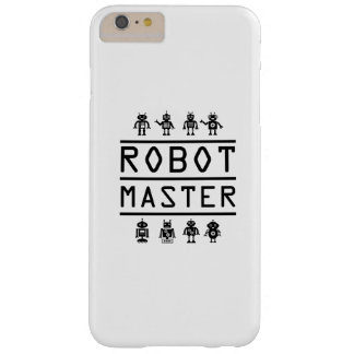 Robot Master Robotics Engineering Program Stream Barely There iPhone 6 Plus Case
