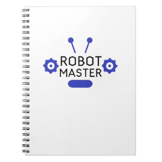 Robot Master  Robotics Engineering Program Streamm Notebook
