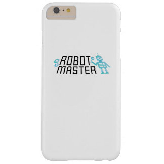 Robot Master s Robotics Engineer Program Streamm Barely There iPhone 6 Plus Case