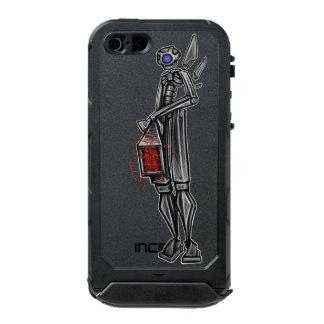 Robot Mech Gunner Geeky Sketch by: Adam McFadyen Incipio ATLAS ID™ iPhone 5 Case