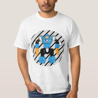 Robot Mode On T-Shirt