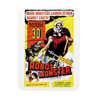 """""""Robot Monster"""" Magnet"""