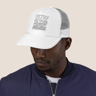 """Robot Overlords"" Trucker Hat"