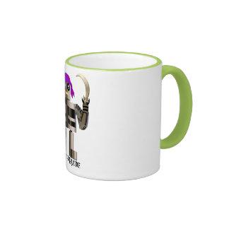 Robot Pirate Mug