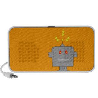 robot portable speakers