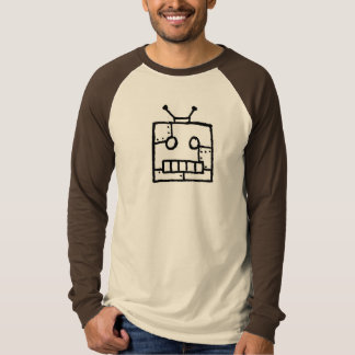 Robot Raglan T-Shirt