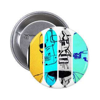 Robot remix pin