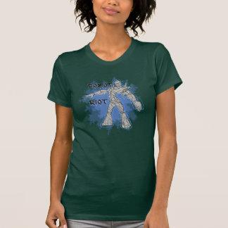 Robot Riot 8 Adult Shirts