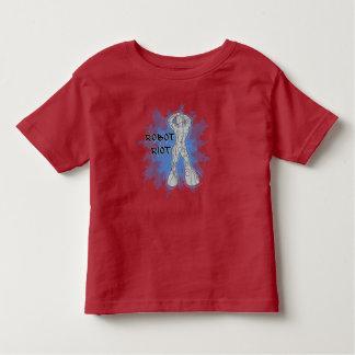 Robot Riot 9 Kids Shirts