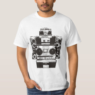 Robot Rock Beatbox T-Shirt