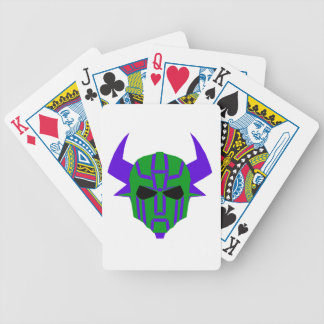 ROBOT RODEO 3 BICYCLE PLAYING CARDS