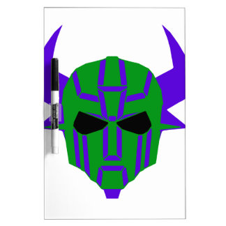 ROBOT RODEO 3 DRY ERASE BOARD