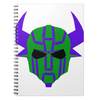 ROBOT RODEO 3 NOTE BOOK