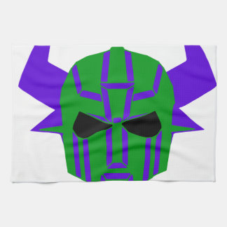 ROBOT RODEO 3 TEA TOWEL