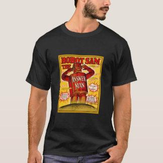 Robot Sam - The Answer Man T-Shirt