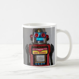 Robot Seven Coffee Mug