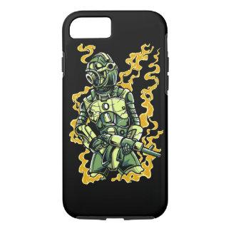 Robot Soldier Tough Phone Case