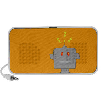 robot portable speakers