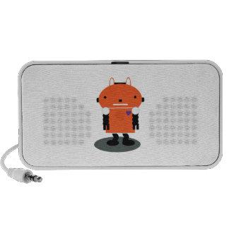 Robot Speakers