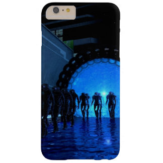 robot star trooper barely there iPhone 6 plus case