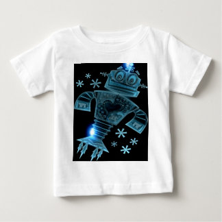 Robot two baby T-Shirt