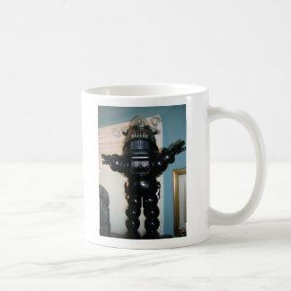 Robot Two Basic White Mug